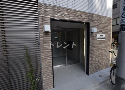 【エントランス】ハウス神楽坂【HAUSKAGURAZAKA】