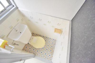 【トイレ】平野1丁目戸建文化