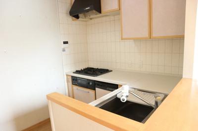 【キッチン】コージースクエア垂水海岸通