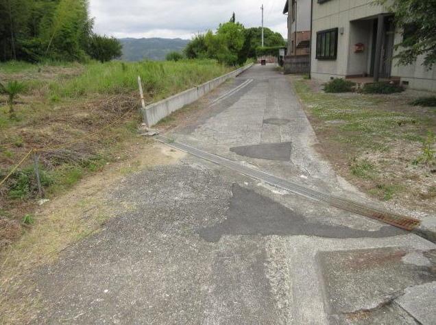 【前面道路含む現地写真】芸西村西分甲