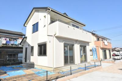 【外観】鴻巣市登戸 新築一戸建て全3棟