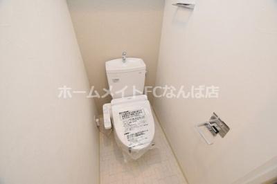 【トイレ】レシオス天王寺