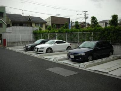 【駐車場】ガーデン杉並方南