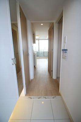 【玄関】アーバネックス神戸六甲