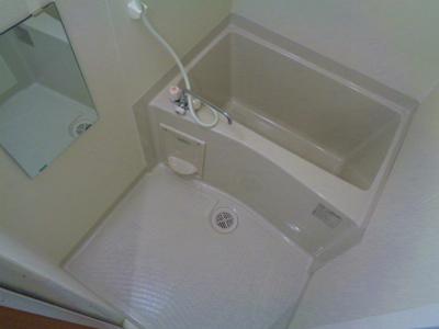 【浴室】サンライフ北田辺