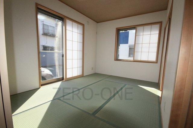 【和室】堺市西区浜寺石津町西 中古住宅