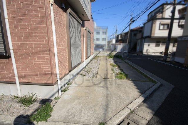 【外観】堺市西区浜寺石津町西 中古住宅