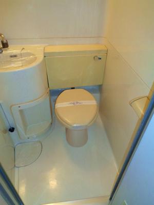 【トイレ】西宮マンション