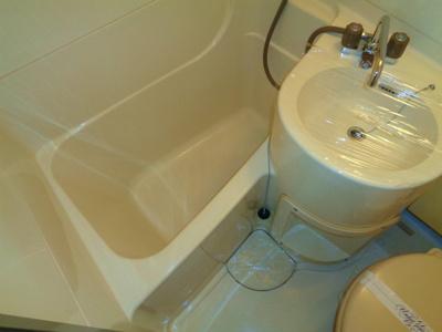 【浴室】西宮マンション