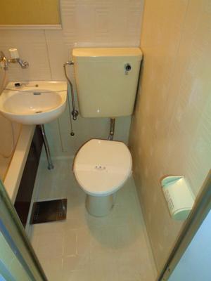 【トイレ】ラビ針中野