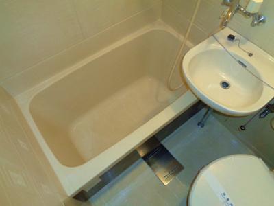 【浴室】ラビ針中野