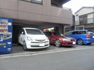 【駐車場】ドミール蔵前