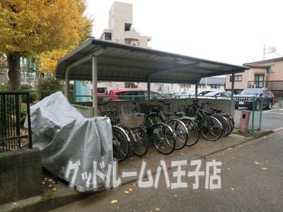 京王山田マンションC棟の写真 お部屋探しはグッドルームへ