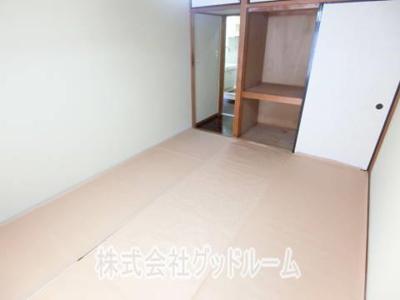 【寝室】京王山田マンションC棟