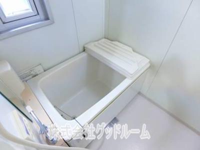 【浴室】京王山田マンションC棟