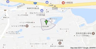 【地図】光荘