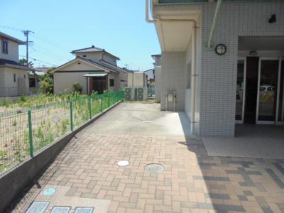 【駐車場】二子山キャッスル