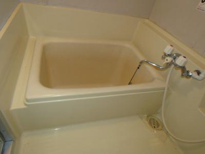 【浴室】コーポふたば