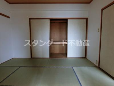 【和室】メゾンエルミタージュ