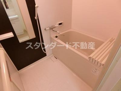 【浴室】メゾンエルミタージュ