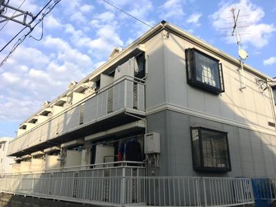 【外観】メゾン・ファミールⅡ