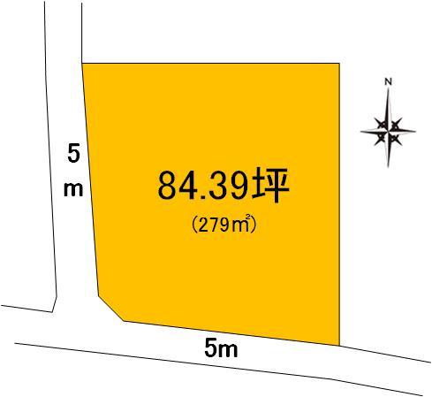 【土地図】笠間市泉土地