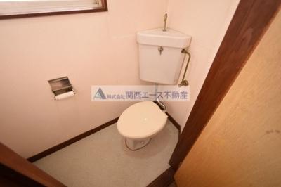 【トイレ】ゆきみマンション