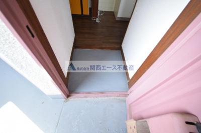 【玄関】ゆきみマンション