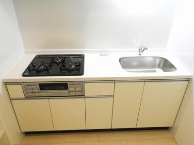 【キッチン】La Grace福島