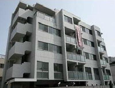 鉄筋コンクリート造のがっちりとした建物