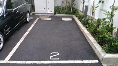 【駐車場】門前仲町レジデンス参番館駐車場