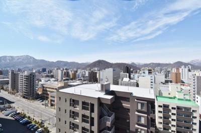 【展望】クレアホームズ札幌医大前プレステージ