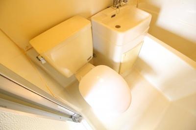 【トイレ】潮見台ハイツ