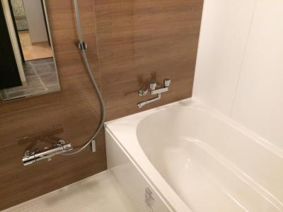 【浴室】ライオンズマンション神戸元町第3