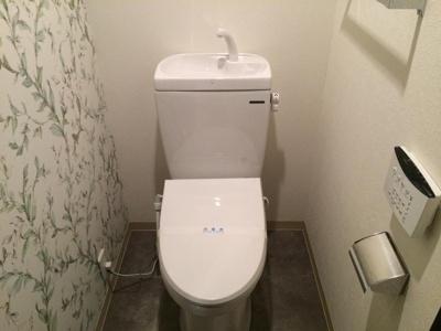 【トイレ】ライオンズマンション神戸元町第3