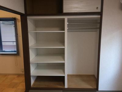 【収納】ライオンズマンション神戸元町第3