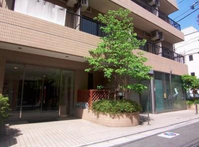 【エントランス】菱和ステーションプラザ学芸大学