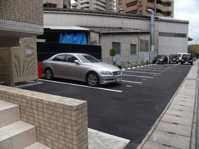【駐車場】ジン(JIN)