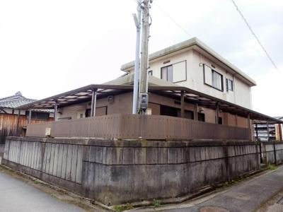 【外観】北和田貸家