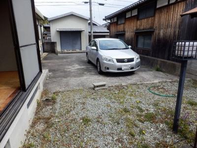 【駐車場】北和田貸家