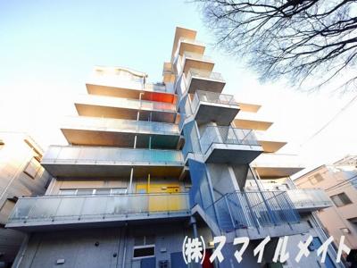 マンションタイプの中でも最も優れた構造の鉄筋コンクリート造