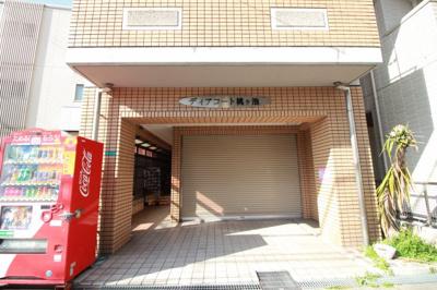 【エントランス】ディアコート桃ヶ池町