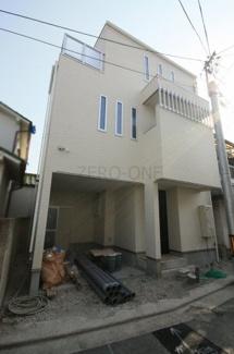間口の広い家 パナソニックの外壁 堺市西区・高石市の新築住宅ならZERO-ONEにお任せ下さい!!