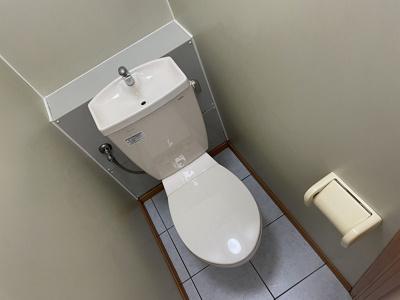 【トイレ】ヴィラサンク