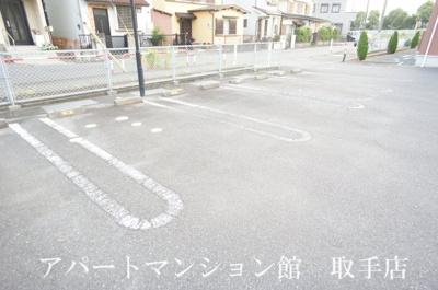 【駐車場】メリディオ