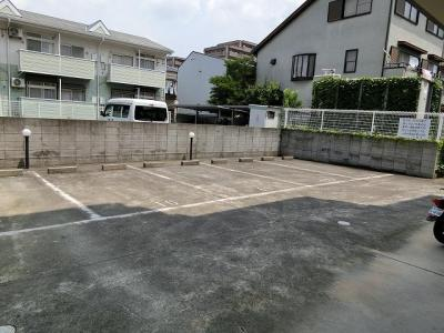 【駐車場】マーコート