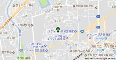 【地図】マーコート