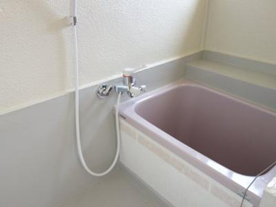【浴室】野田町田中マンション