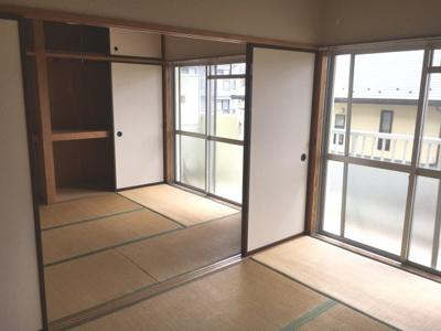 【和室】森山ガーデンハウス