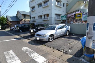 【駐車場】森山ガーデンハウス